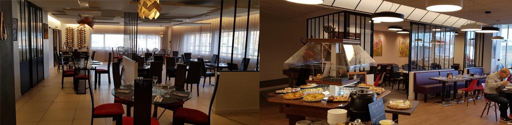 Restaurant L'Atelier à Poitiers - Salle Séminaire
